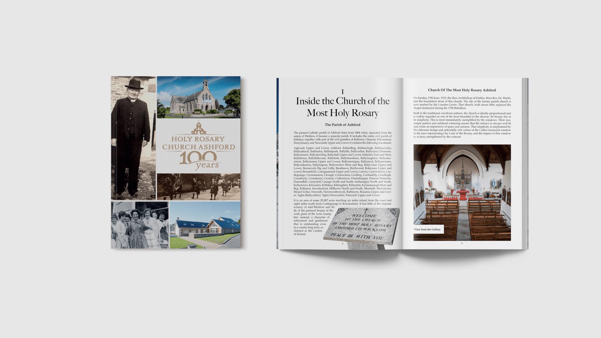 the ashford church centenary book