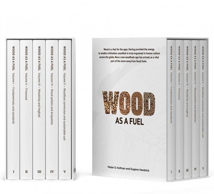 Wood as a Fuel 5 vols in slipcase